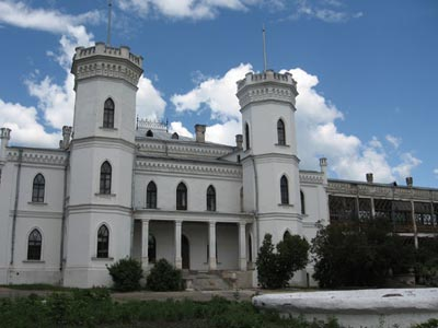 Sharovka mansion - best places to visit near Kharkiv