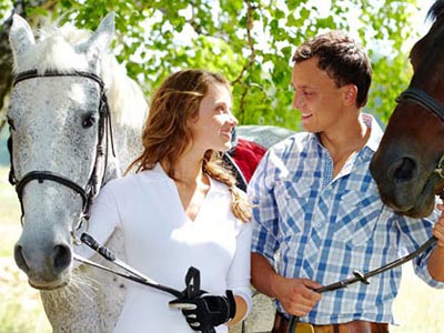 Horseback riding - things to do in Kharkiv city