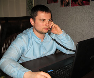 Sergey (Manager)
