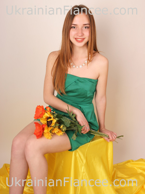 Ukrainian Girls Svetlana #349